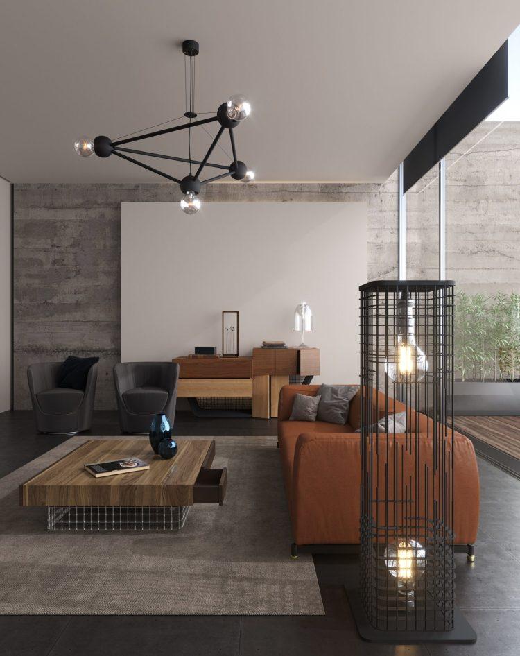 Origin - Floor Lamp