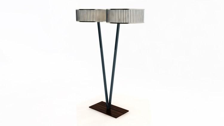 Twins - Floor Lamp