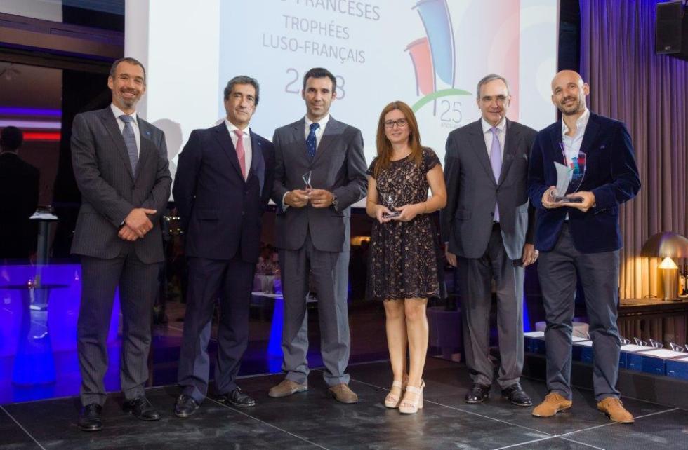 Troféus Inovação Luso-Franceses 2018