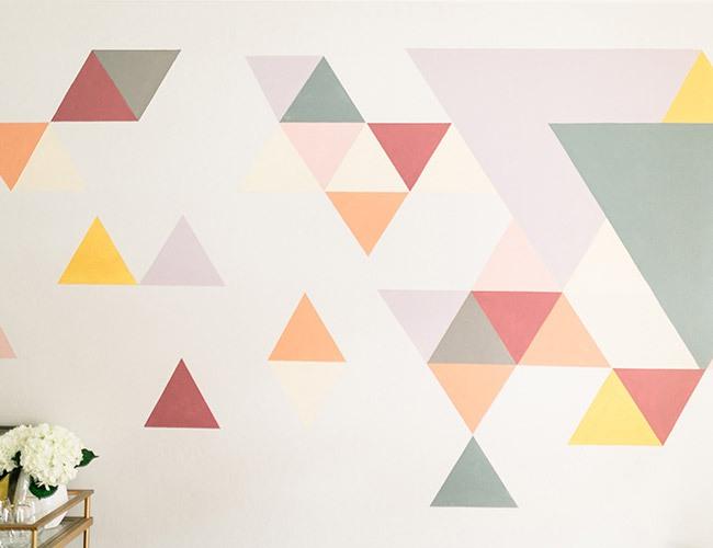 Get 29+ Pittura Geometrica Pareti