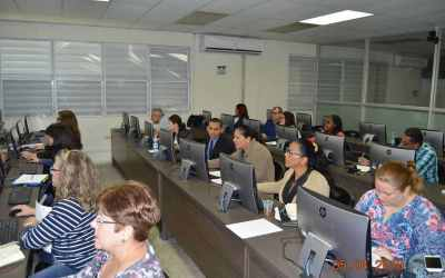 Exitoso taller sobre MS Excel para análisis de datos