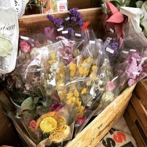 ドライフラワー 花材販売