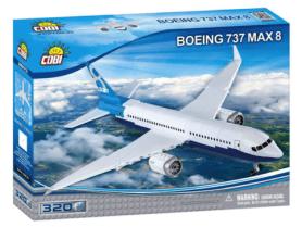 Ansichtkaart Boeing