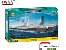 4828 cobi U-boat