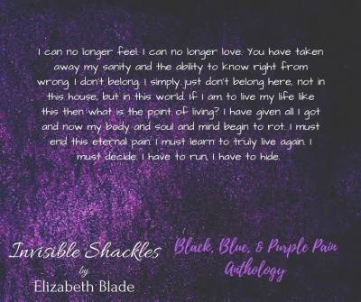 Invisible Shackles - by Elizabeth Blade