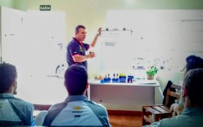 Curso de Polimento, curso de Vitrificação, curso de Lavagem Detalhada em Bauru