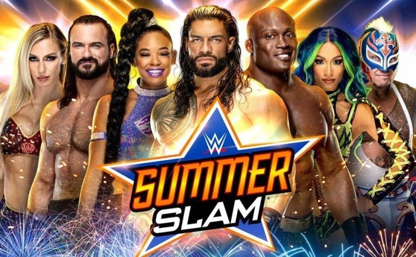 Dumb Ass Booking at WWE Summer Slam
