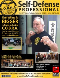 self defense professional magazine