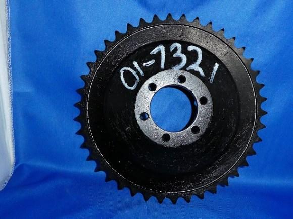 <strong><em>01-7321.  G3WD</em> <em>$180  Some suggestion that this also fits some pre-war AJS models. </em></strong>
