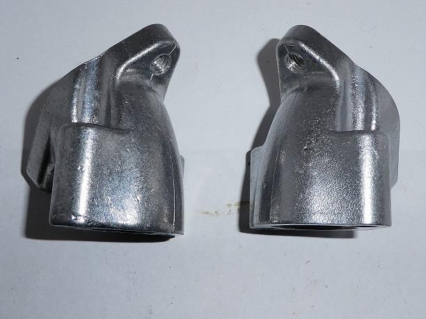 <strong><em>cob-carb-1  After Market Twin Carb Manifold for Cast Iron Head Pre Unit Triumph.  $80 </em></strong>