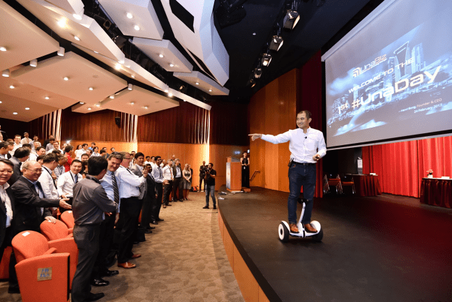 Henri Bong, ESSEC MBA Alumnus, and CEO and co-founder of UnaBiz, one of the most promising tech companies in the Asia-Pacific region, shares his inspiring insights into how to be a successful entrepreneur and manager.
