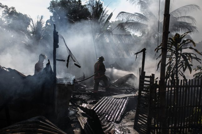 natural disasters and sustainable finance