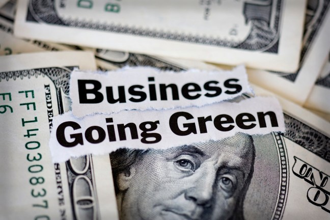 Sustainability as a competitive advantage