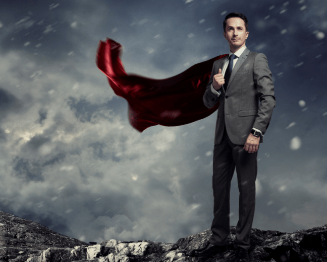 Social entrepreneurs are the new heroes