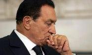 Domingo 13: Nuevo juicio para el ex presidente egipcio (Dennis Brack/EPA)