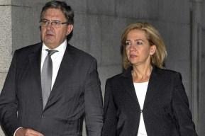 29. García Revenga, secretario de las Infantas, imputado (Gtres)
