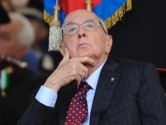 30. Napolitano non si dimette