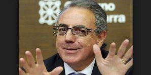 2. Imputado el ex presidente de Navarra, Miguel Sanz (Efe)
