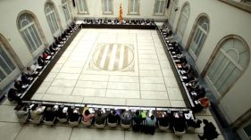 26. Se celebra el Pacte pel Dret a Decidir (Manolo Garcia)
