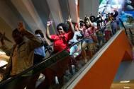 21. Mueren 59 personas en un ataque en un centro comercial de Nairobi (Reuters)