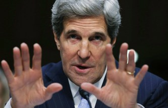 9. Kerry ve posible un desarmamiento de Siria.