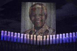 15. Último adiós a Mandela en Wunu (Reuters)