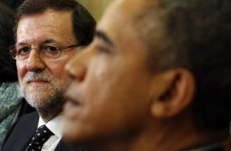 13. Obama cree que el gran reto de Rajoy es el paro (Reuters)