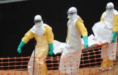 1. Repunte del ébola en África (Efe)