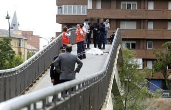 12. Abatida a tiros la presidenta de la Diputación de León (Ical)