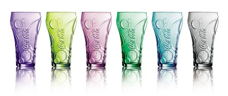 Découvrez la nouvelle collection de verres Coca-Cola chez Mc Donald's