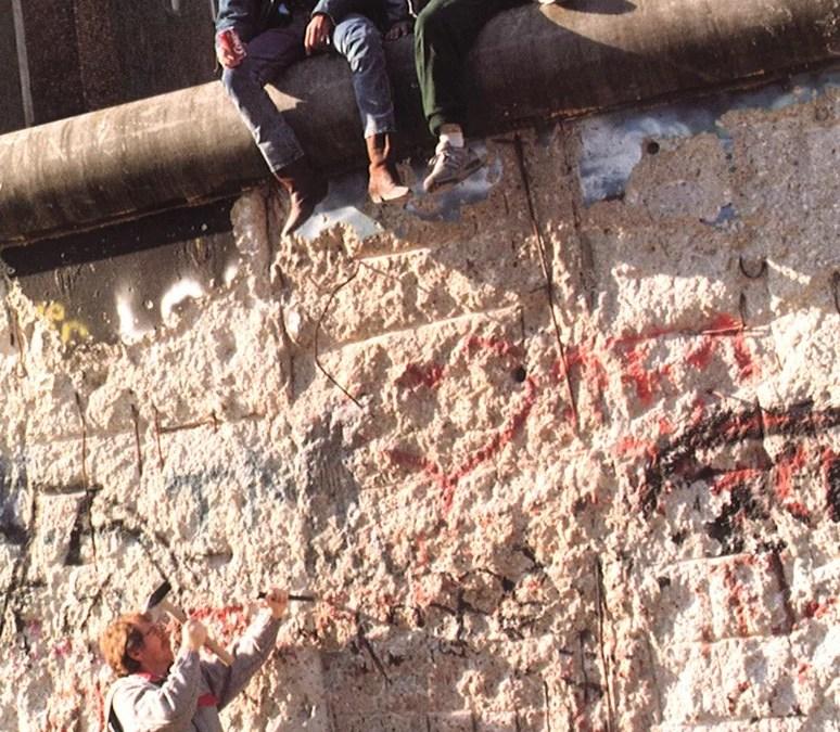 Chute du mur de Berlin : une journée historique pour Coca-Cola