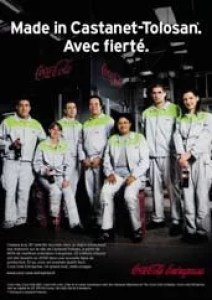 Campagne Coca-Cola « Made in France »