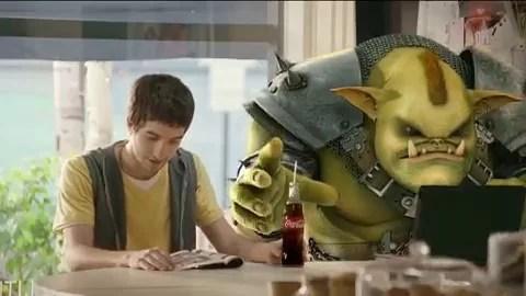 Publicité : Coca-Cola Avatar (vidéo)