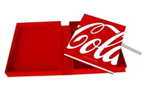 Livre Coca-Cola : 125 ans de bonheur dans le monde