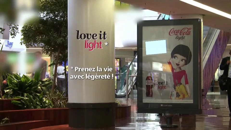 Love it light : la vidéo virale pour Coca-Cola Light