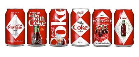 Canettes Coca-Cola Serbie