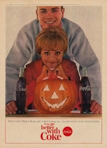 Publicité Coca-Cola Halloween