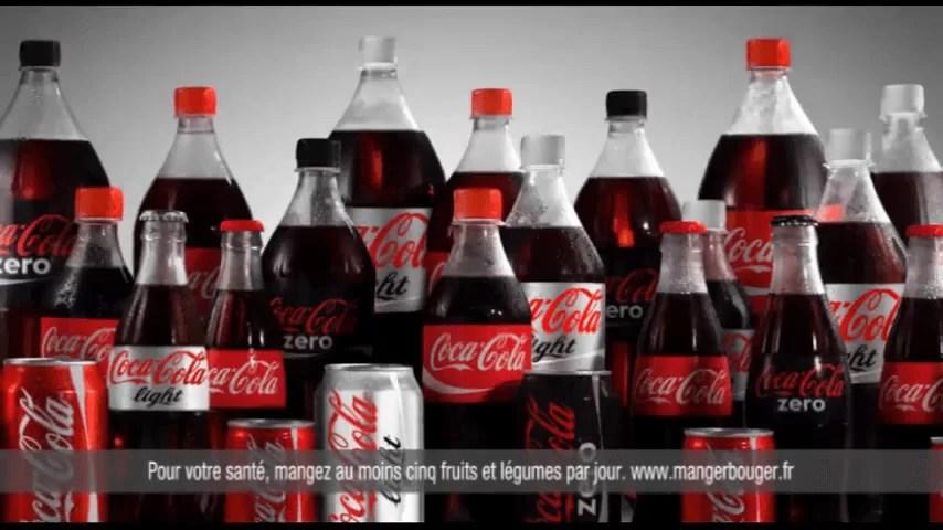 Publicité Coca-Cola : Du bonheur pour tous