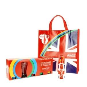 Coffret Coca-Cola / JO de Londres