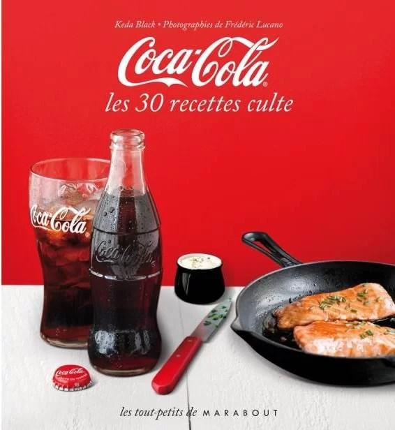 Livre : Coca-Cola, les 30 recettes culte