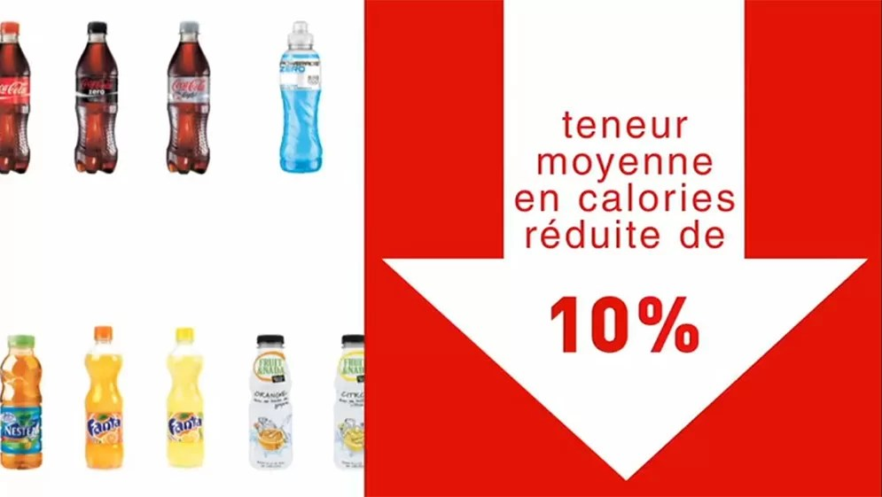 Agissons ensemble : Coca-Cola s'engage contre l'obésité