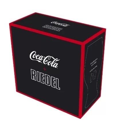 Verre Coca-Cola par Riedel (Coffret)