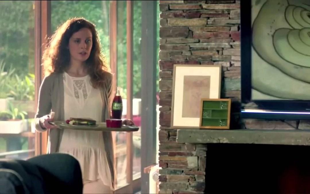 «Être parents», la nouvelle publicité de Coca-Cola Life
