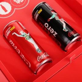 "Coffret Coca-Cola collector ""Just Dance Now 2015"""