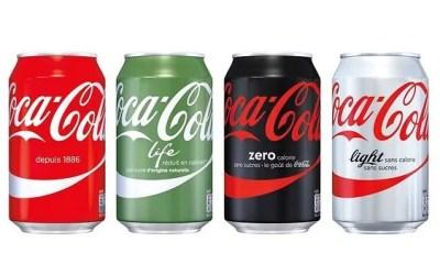 Coca-Cola devient une marque unique en France en 2015