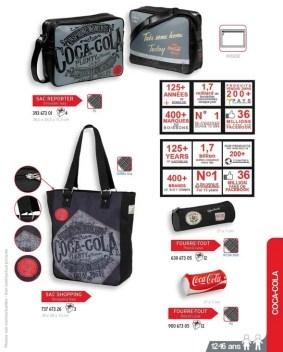 Collection Coca-Cola par Viquel