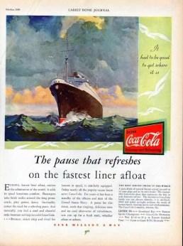 Publicité pour l'Export Bottle (1930)