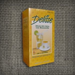 BUY COCA TEA WITH CHAMOMILE