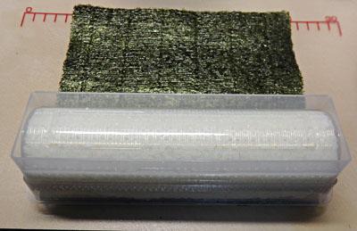 ダイソー 寿司 型