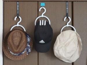 帽子 見せる収納 100均 収納 ハンガー